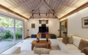 casa decorada con feng shui