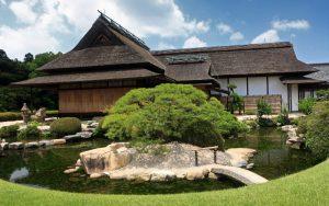 casas tradicionales japonesas