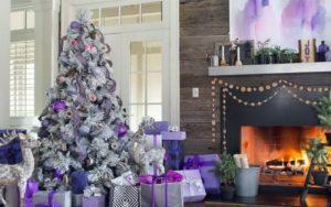 decoracion navideña moderna
