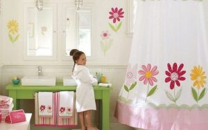 decorar Baños de niñas