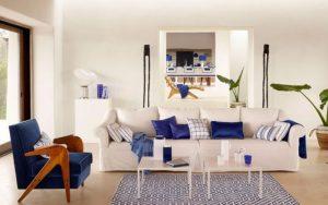decorar apartamento estilo mediterráneo