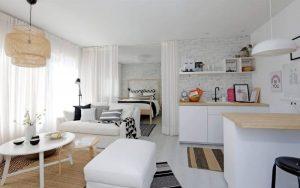 decorar apartamentos de 30 metros cuadrados