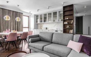 decorar un piso moderno y elegante