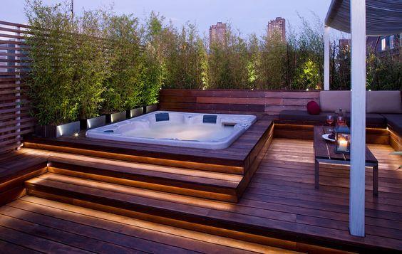 Amueblar una terraza de ático para el confort y el relax que mereces
