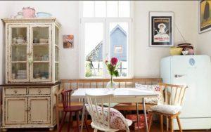 Alacenas de cocinas vintage