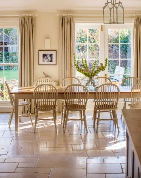lujoso estilo de la piedra natural, para el suelo del salón o del comedor