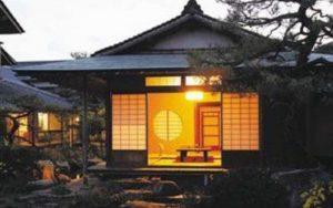 Casas japonesas pequeñas