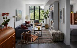 Decoración para apartamentos pequeños y modernos