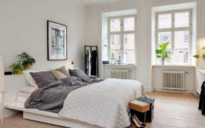 Dormitorios Matrimoniales con Estilo Nórdico