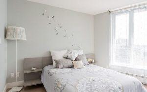 Pinturas relajantes para el dormitorio