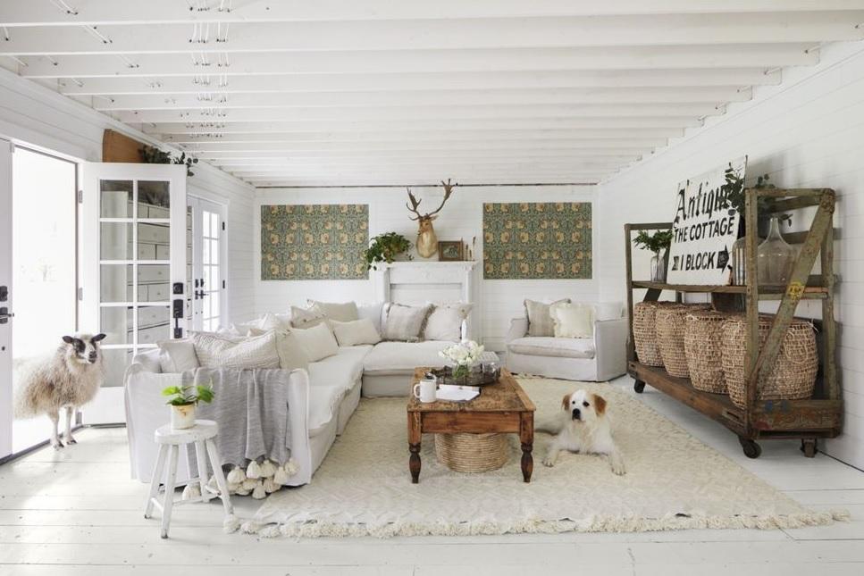 salones modernos blancos perfecto