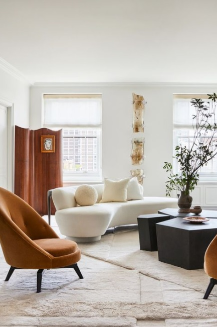 salones modernos blancos bonito