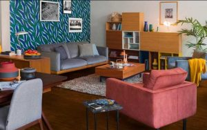 apartamento eclectico