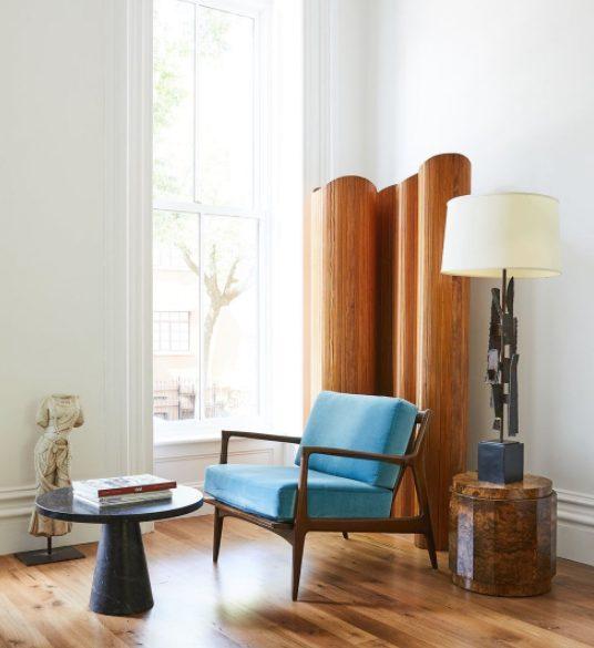 Decora el rincón de tu salón con una escultura