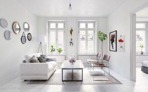 decoracion de paredes minimalistas