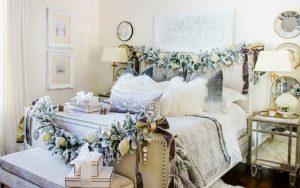decoracion navideña para habitaciones