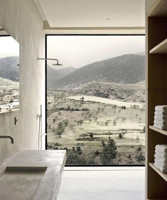 baños pequeños rústicos sofisticado