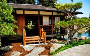 Cabañas Japonesas