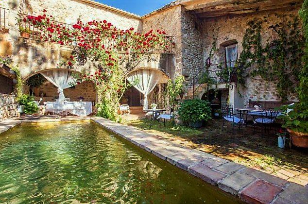 Casas rurales de lujo mediterránea