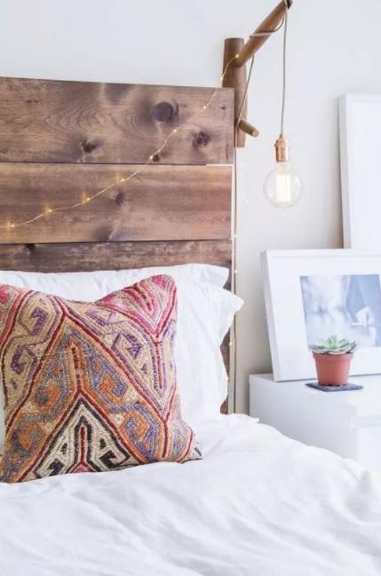 Decoración nórdica barata con muebles DIY