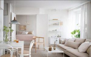 Decoración pisos muy pequeños