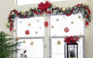 Decorar tu Ventana para Navidad
