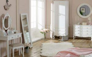 Dormitorio Vintage Blanco