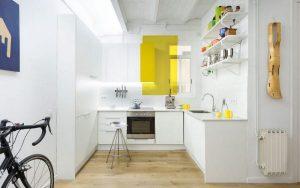 apartamentos pequeños minimalistas