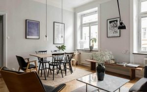 decoración de apartamentos pequeños baratos