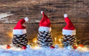 decorar una casa navideña con poco dinero